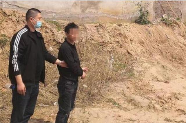 驾驶套牌面包车疯狂盗窃在建工地 郑州这个6人团伙被抓