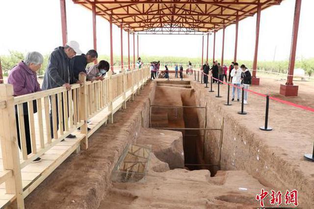 探访河南渑池仰韶村遗址(图)