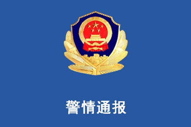 """上海车展现场特斯拉车主""""车顶维权"""" 警方通报来了"""