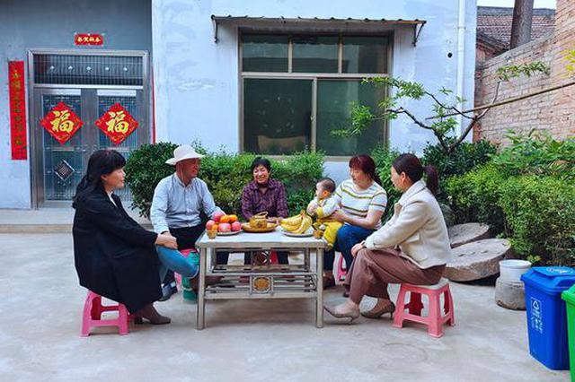 河南要求全面推进农村人居环境整治提升(图)