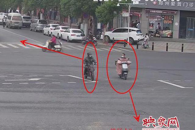 父子偷盗成瘾组团盗电动车 郑州警方一举将其抓获