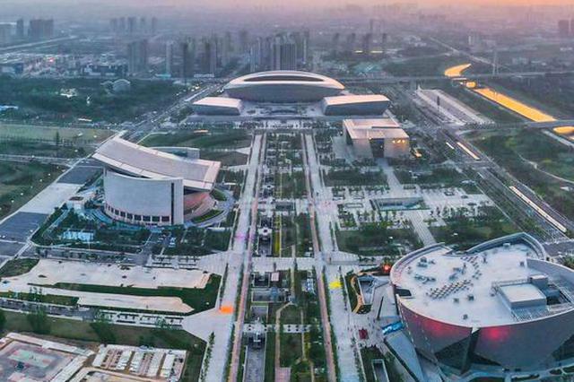 这里是郑州(图)