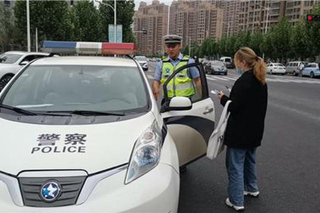 两天考试32人未带证件 郑州交警和户籍民警都成了熟人