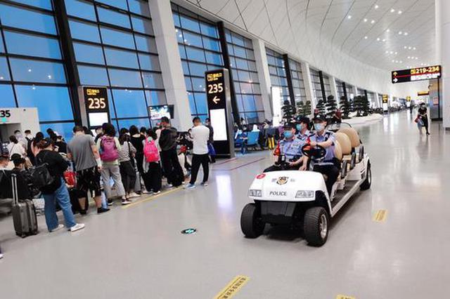 河南机场公安提醒:南方雷雨 出行请合理规划行程