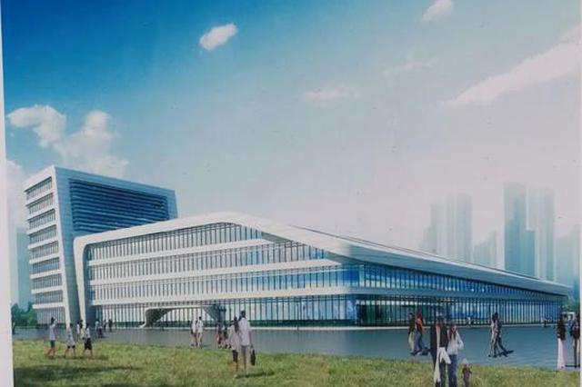 郑州航空港区综合枢纽长途客运站奠基!计划2022年建成
