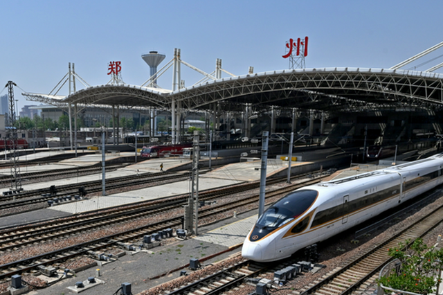 端午假期中国铁路郑州局加开临客34.5对