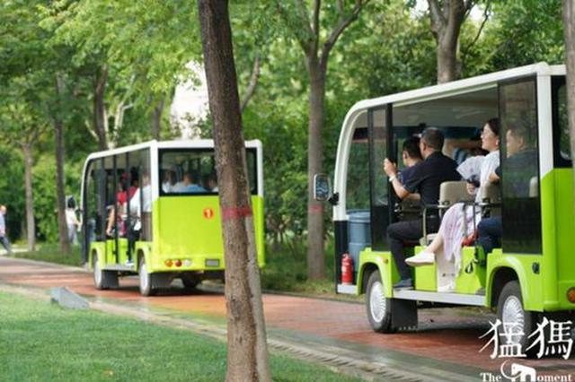 郑州市雕塑公园:把艺术搬进大自然(图)