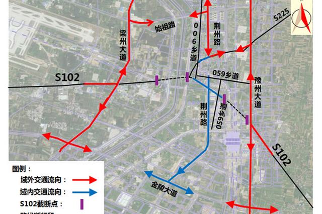 紧急提醒: 郑州这条路永久断行