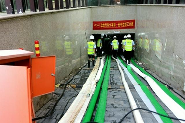 郑州:全力抢险救灾 加快恢复生产生活秩序(图)