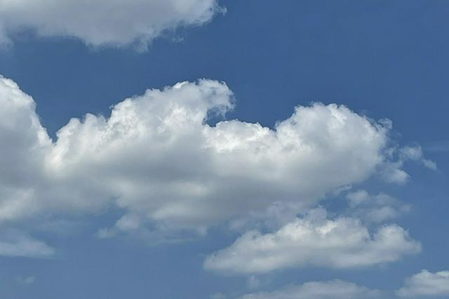 """台风""""烟花""""对河南影响基本结束 未来三天将有高温天气"""