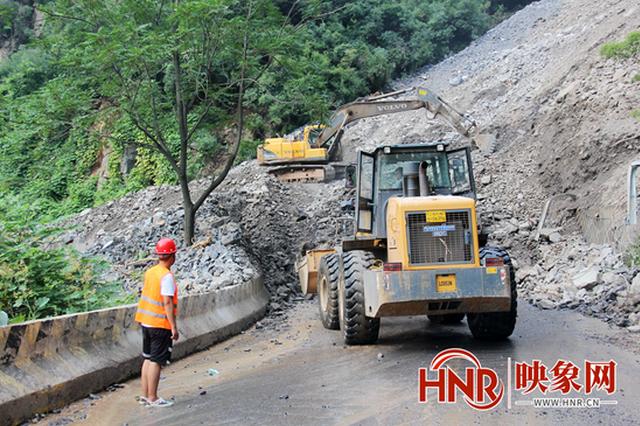 河南非滞洪区普通干线公路全部恢复通行