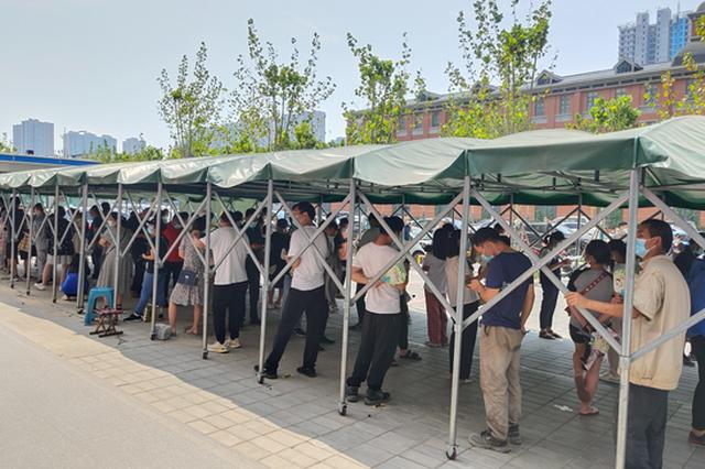 郑州新冠疫苗陆续恢复接种 15至17岁群体还有专区域专场接种