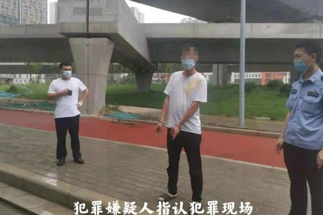 """高校宿舍深夜频发手机被盗案 郑州警方通过嫌疑人""""画像""""将其"""