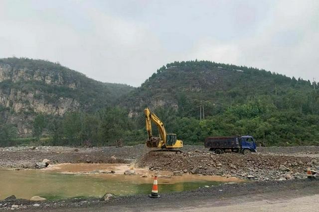 灾后交通恢复重建进行中 新乡全面提升路段防灾抗灾能力