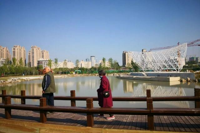 开园!郑州又多一个休闲好去处!