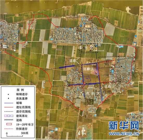 河南偃师二里头:发现中国最早的多网格式都城布局