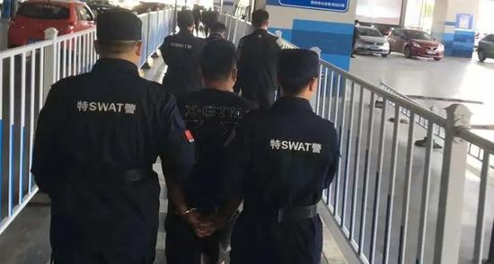 新郑市公安局成功捣毁一诈骗团伙 抓获犯罪嫌疑人9名