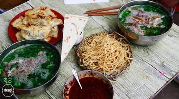 开了20多年!每天限量的郑州任性驴肉汤馆