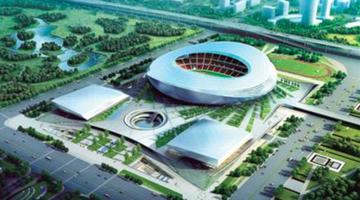 郑州新地标西区建设CCD中央文化区