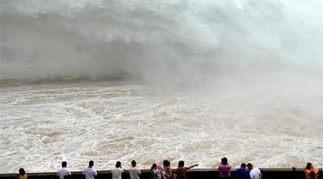 济源:菲律宾太阳城申博7777 ,黄河小浪底防洪预泄
