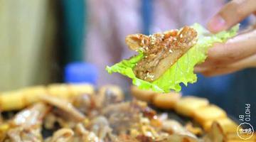 人气爆棚的老北京炙子烤肉老店