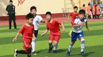 开封:菲律宾申博代理登入,校园足球促青少年成长