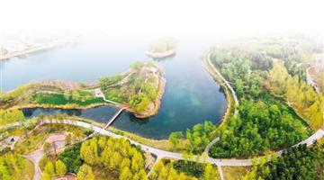 郑州:花开莫若春 景好最是龙子湖