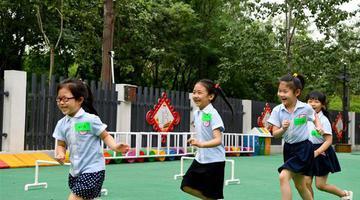 郑州:幼儿园陆续开学
