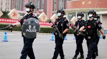 河南警方筑牢三层防护圈护航高考