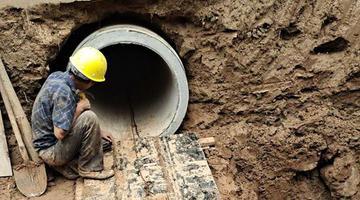郑州城区雨污水管网建设改造工程第一标段顺利完工