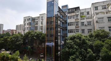 郑州既有住宅成功加装电梯152部