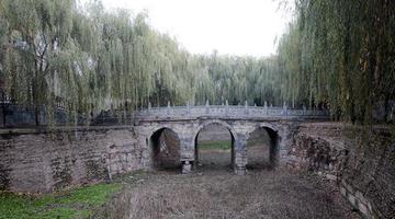 郑州最古老石拱桥 惠济区因它得名