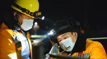 """南阳方城:七峰山隧道的""""守隧人"""""""