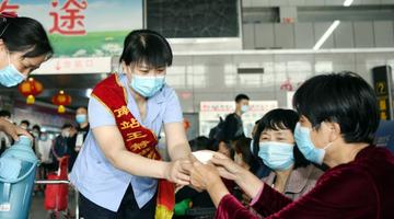 小长假 郑州预计发送旅客25万人次