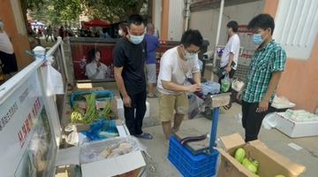 记者探访郑州封控区一线实况