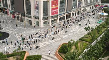 郑州第二轮核酸检测和疫苗恢复接种现状