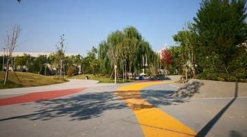 郑州市青少年公园北区开园