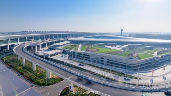 """郑州机场空铁""""零换乘""""大扩容 直达周口、焦作等"""
