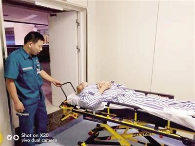 医院收治无主病人