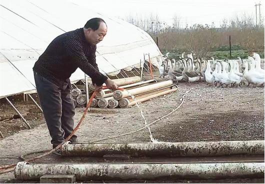 驻马店市汝南县优秀致富带头人——王群友