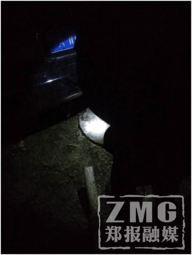 元宵夜男子掉进小区2.5米深污水井 幸亏自己爬了上来