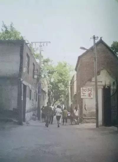 曾经的唐子巷 @ 根在中原