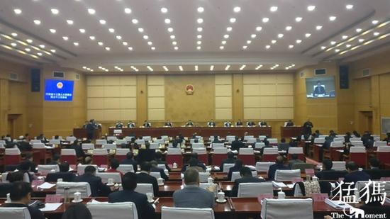 河南省人大常委会表决通过一批人事任免 附任免名单