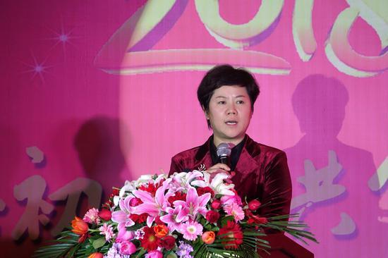 郑州市旅游局党组书记、局长李芳致辞