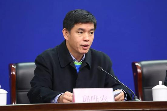君乐宝乳业集团副总裁、品牌营销中心总经理邱唯农