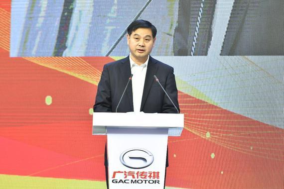 宜昌市委副书记、宜昌市长张家胜发表讲话