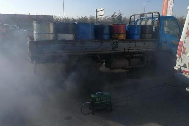 郑州大气攻坚1039+2行动:检测到超标车辆36.3万辆
