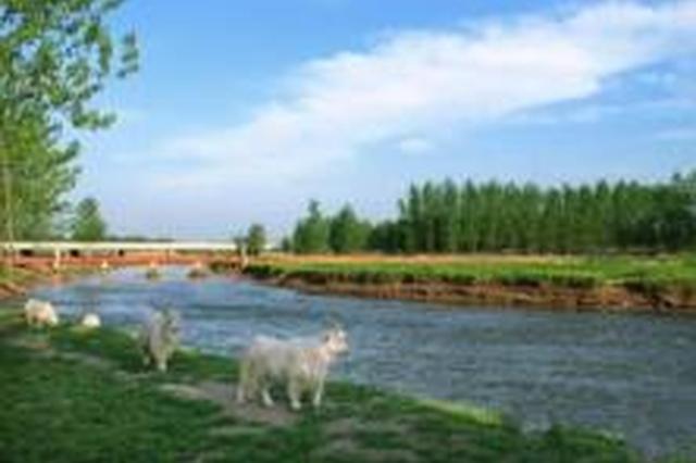 """郑州贾鲁河绿线规划""""出炉"""" 永久性绿线不得侵占"""