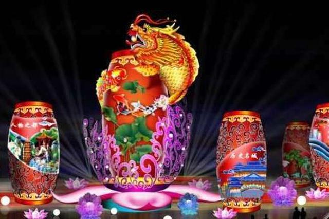 郑州园博园新春文化活动接待游客逾80万人次
