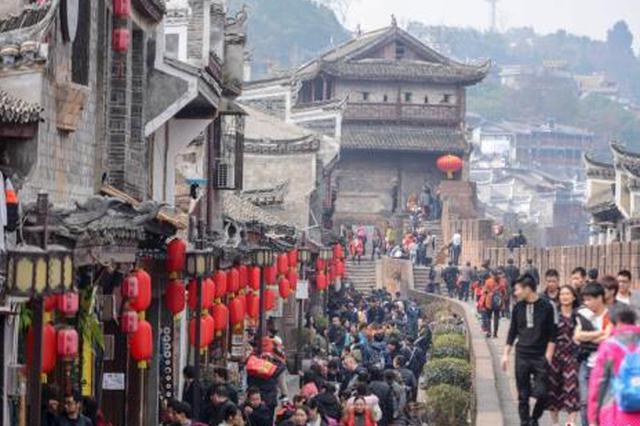 春节全国接待游客3.86亿人次 河南居全国第五